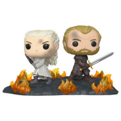 Pop! Moment: Game of Thrones - Daenerys & Jorah