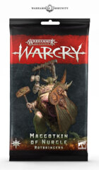 Warcry Cards: Maggotkin of Nurgle Rotbringers