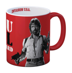 Tough Guy Invasion Usa See You In Hell Ceramic Mug