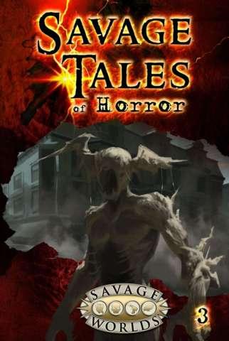STOH-3: Savage Tales of Horror Volume Three