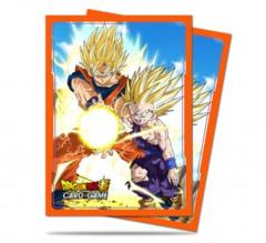 Ultra Pro Deck Protector Sleeves Dragon Ball Super 65 CT - Father-Son Kamehameha