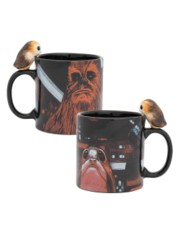 Star Wars: Peeking Porg Mug