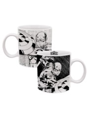 Marvel Captain America 20 oz. Ceramic Mug
