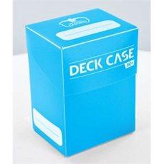Ultimate Guard Deck Case 80+ Light Blue
