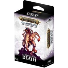Warhammer Age of Sigmar Champions: Death Campaign Deck