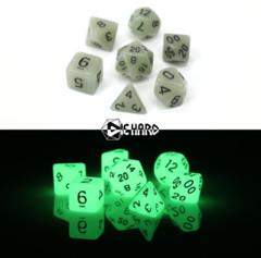 RPG Set - Glow-in-the-Dark White