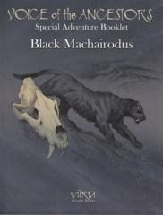 Wurm: Voice of the Ancestors Special Adventure Booklet - Black Machairodus