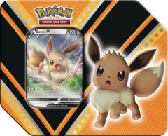 V Power Tins: Eevee V