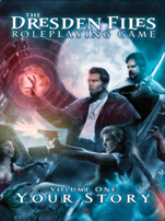 The Dresden Files RPG - Your Story