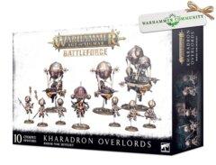 Battleforce: Kharadron Overlords Barak-Nar Skyfleet