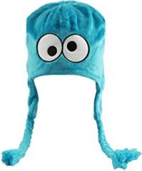 Sesame Street Peruvian Laplander Cap: Cookie Monster