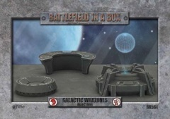 Battlefield in a Box: Galactic Warzones Objectives