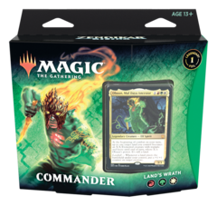 Zendikar Rising Commander Deck - Land's Wrath