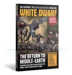 White Dwarf Magazine September 2018