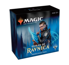 Guilds of Ravnica Prerelease - Dimir