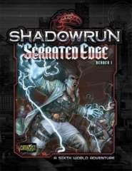 Shadowrun 5E: Serrated Edge (Denver Adventure 1)