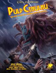 Call of Cthulhu : Pulp Cthulhu
