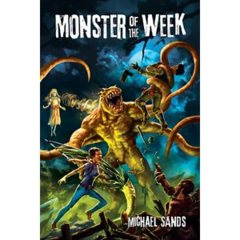 Monster of the Week Core Book