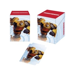 Ultra Pro - Deck Box - Transformers Bumblebee