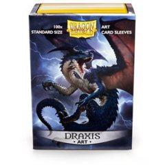 Dragon Shield Sleeves: Art Classic Draxis
