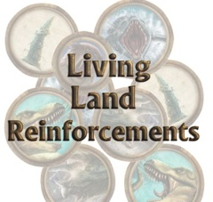 Torg Eternity: Living Land Reinforcements