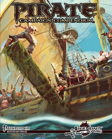 Pirate Campaign Setting