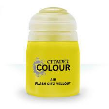 Air: Flash Gitz Yellow