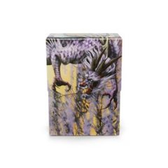 Dragon Shield Deck Shell - Limited Edition Lilac 'Pashalia '