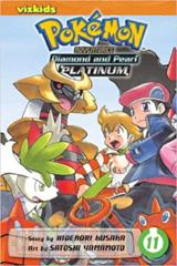 Pokemon Adventures Diamond and Pearl/Platinum GNVol 11