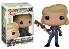 Pop! Games: Fallout - Lone Wanderer (Female)