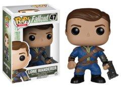 Pop! Games: Fallout - Lone Wanderer (Male)