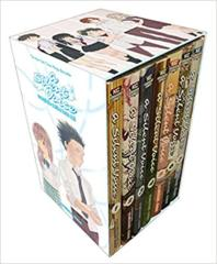 A Silent Voice Complete Series Boxed Set