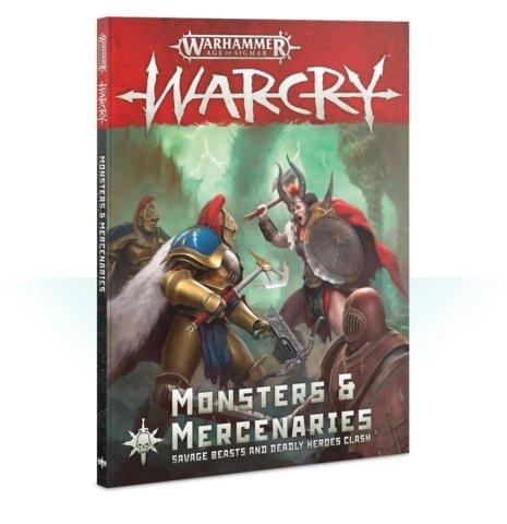 Warcry: Monsters & Mercenaries