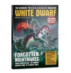 White Dwarf Magazine May 2018