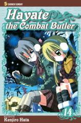 Hayate the Combat Butler GNVol 14