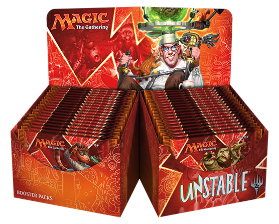 Unstable Booster Box - English