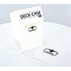 Ultimate Guard Deck Case 80+ White