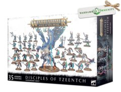 Battleforce: Disciples of Tzeentch Fatesworn Host