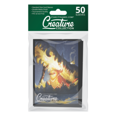 StarCityGames.com Matte Sleeves - Creature Collection - Rise from the Gnashes (50 ct.)