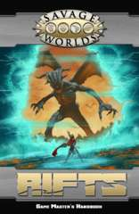 Rifts-2: Rifts Game Master's Handbook (Hardcover)