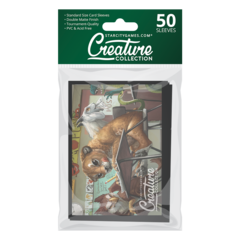 StarCityGames.com Matte Sleeves - Creature Collection - Heads of the Class (50 ct.)