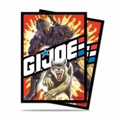 Ultra Pro - Deck Protectors - GI Joe Snake Eyes