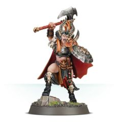 Age of Sigmar: Darkoath Warqueen Marakarr Blood-Sky