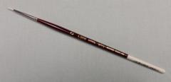 H.J. White Taklon Series 970 Size 0 Round Brush