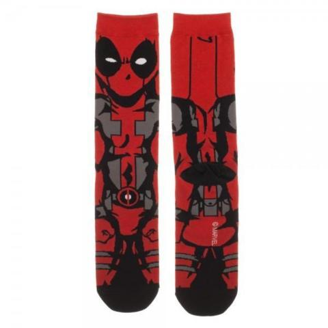 Deadpool 360 Crew Socks