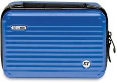 Ultra Pro Deck Box: GT Luggage Blue