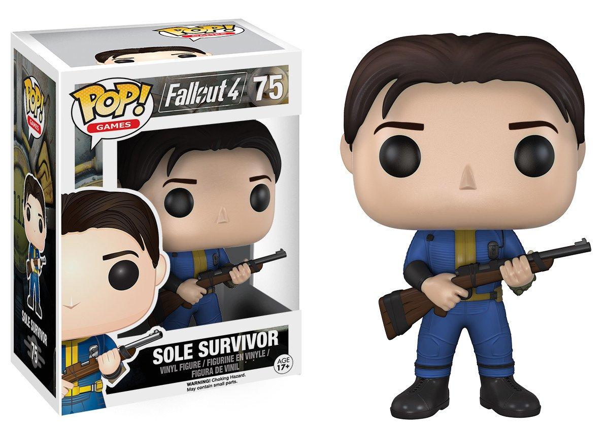 Pop! Games: Fallout - Sole Survivor