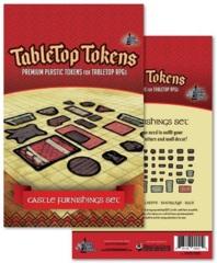 Tabletop Tokens: Castle Furnishings Set