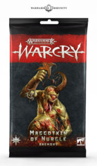 Warcry Cards: Maggotkin of Nurgle Daemons
