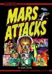 GURPS: Mars Attacks